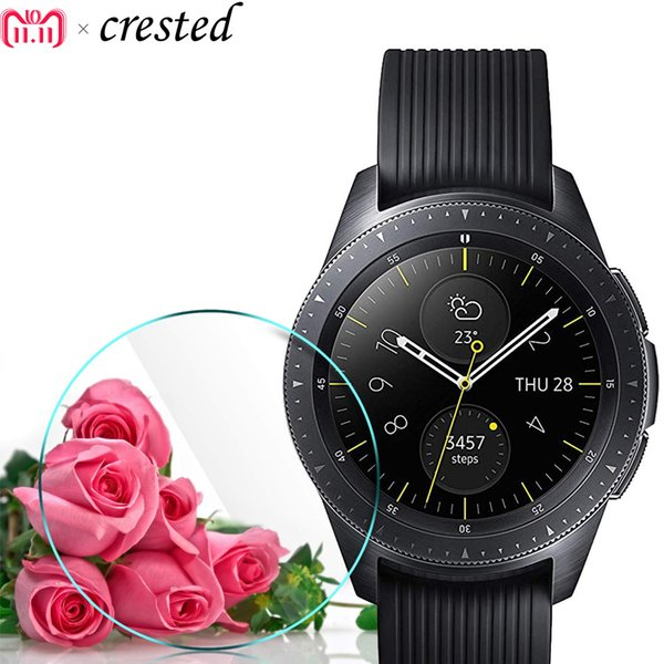 Glass For Samsung Gear S3 Frontier/Classic S2 Galaxy Watch 46mm 42m Screen Protector 9H 2.5D Explosion-proof Smartwatch Film