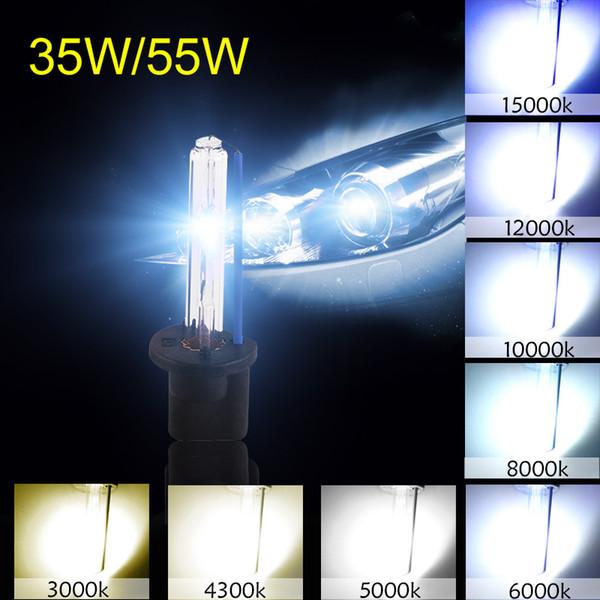 2pcs H1 H3 H7 H8 H11 HB3 9005 HB4 9006 H27 880 881 35W versteckte Xenoninstallationssatz-Birne 12V 3000K 4300K 5000K 6000K 8000K 10000K Autoscheinwerfer