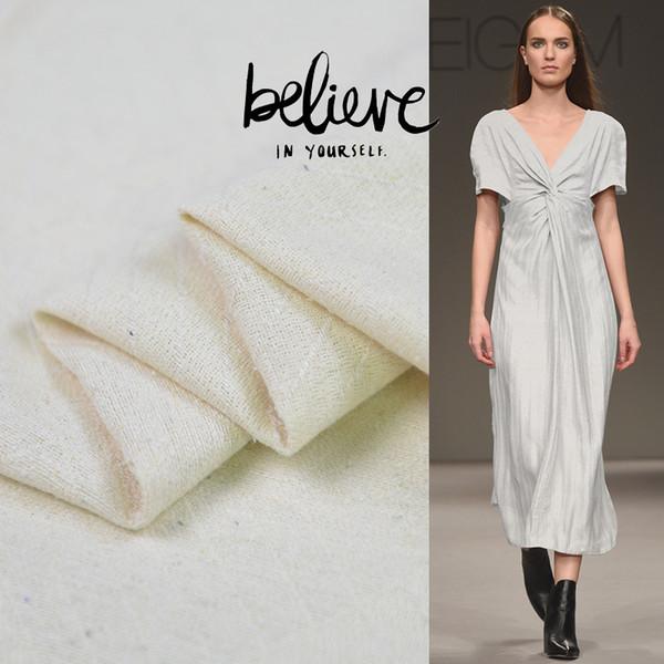 19 İlkbahar Yaz Yeni 155 cm Geniş% 50% rayon50% Kadınlar için pamuk Poplin Kumaş Elbise Moda Kumaş için Diy Dikiş Satış Sıcak