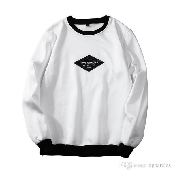 Sweater Head Sweater Mens Round Neck Trend Autumn Clothing Mens Sports Handsome Casual Long Sleeves Inside Slim Thin