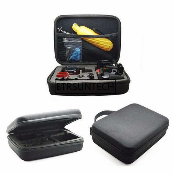 Wasserdichte Sport Kamera Zubehör Tasche 3 Größe Aufbewahrungskoffer für Gopro Hero 5 3 + / 3 4 Session