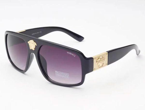 Yüksek Kalite Marka Güneş gözlükleri erkek Moda Kanıt Güneş Gözlüğü Tasarımcı Güneş gözlükleri Için yeni gözlük 4 renk 5015