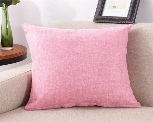 Cute Pink Liner Home Sofa CartoonThrow Pillowcase Pillow Cover Cushion  Cover Decor Pillow Case Blank Christmas Decor Gift Replacement Cushions For  ...