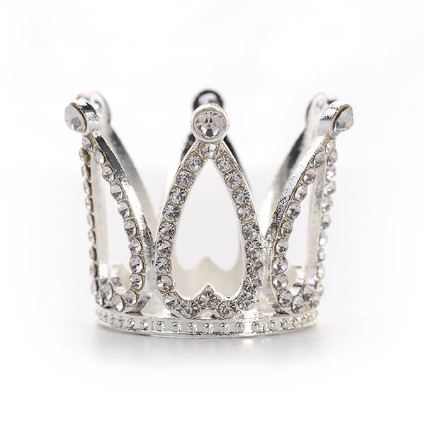 Baby Crown Photography Props Headband Ring Mini Decor Fashion Newborn Memorial