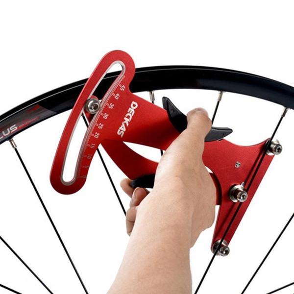 Bicycle Spoke Repair Tools Bike Indicator Spoke Tension Wheel Builders Tool Meter Tensiometer Measures for Bike Repair Tools