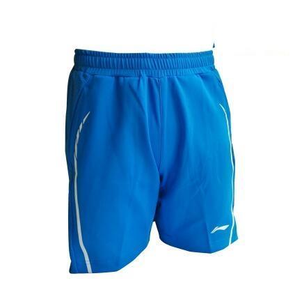 blaue Shorts keine Flagge