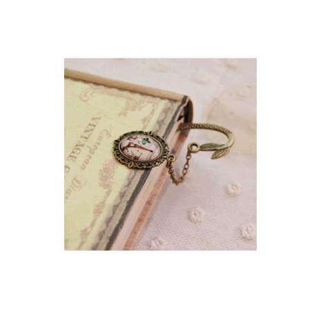 I più nuovi segnalibri in lega di design vintage per il libro Segnalibri in metallo retrò creativo segnalibro regalo Sirena in rilievo segnalibro di moda