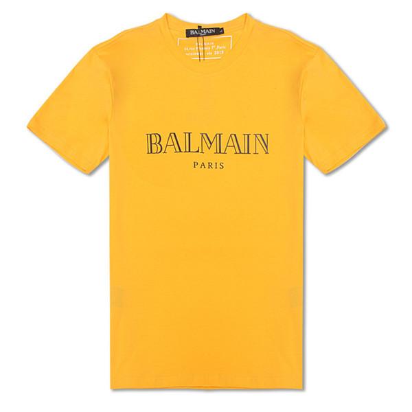 Balmain Womens Designer T Shirt T-shirt da donna di alta qualità di lusso delle donne maglione di marca Tees Balmain vestiti delle donne