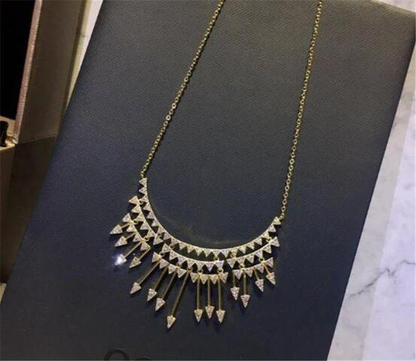 Colares de luxo S925 Sterling Silver Lindo Pingente Colares Para As Mulheres Presente de Natal Ano Novo Frete Grátis