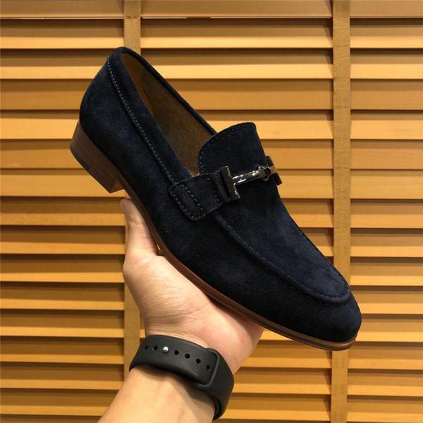 2020SS Gentleman Череп Zapatos сладкого дизайн бренд мужской обувь свадьбы дорогие мужчины обувь мокасины Классическая мода Gold Plus Размер US11 Meeeee