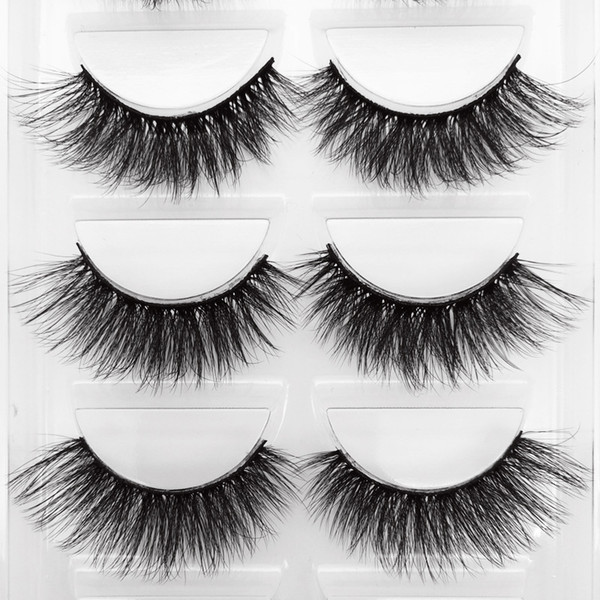 best selling 14 mm Crisscross Natural Long i-beauty eyelash extension OEM custom wholesale supplier Thick 5 pairs paper packing extension eyelashes