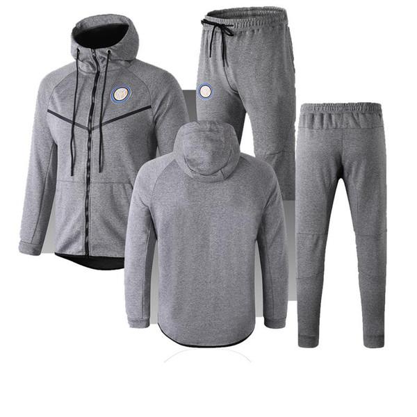 Newst Psg Inter chándal 2019 2020 psg chaqueta de jogging de fútbol LAUTARO ICARDI PERISIC 18/19 POLITANO NAINGGOLAN traje de entrenamiento de fútbol
