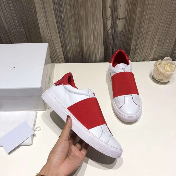 Man and Woman Casual shoes Sneaker Shoes Trainers Sandals Slippers Lace-Up Flat shoes White shoe For Lady by shoe05 36