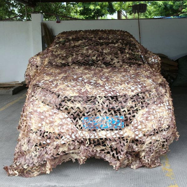 Camouflage Net Army Camo Net Car Covering Tent Hunting Blinds Netting Optional Size Long Cover Conceal Drop Top