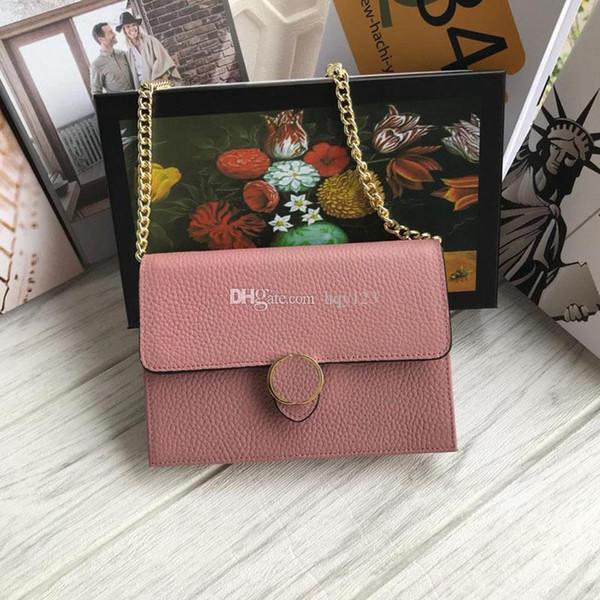 Women Hasp Card Holder Business Card Shoulder strap purse Woman Wallets Brand Designer wallet Size 20*12*2cm Model 510314