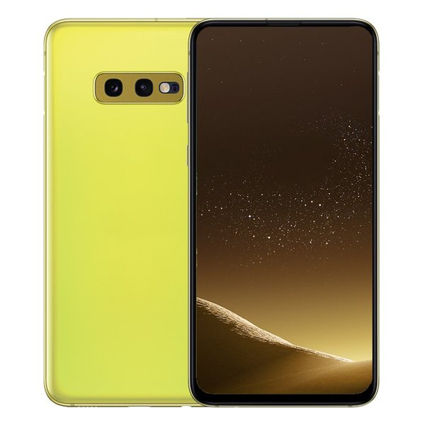 Goophone S10e S10 S10+ Unlocked dual sim phones Android 8.0 octa core 4G RAM 128G Shown 4G LTE 5.8inch HD smartphones