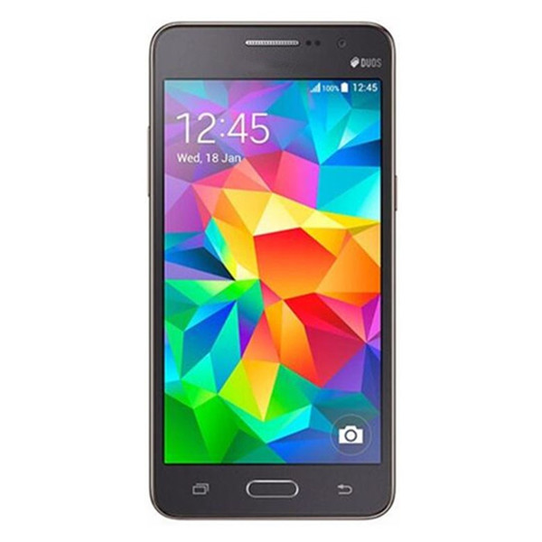 Quad core 4G network 1G 8G Rom 8MP bar unlocked phone Camera Android 4.4 G530 by 5 inch cell phone with box