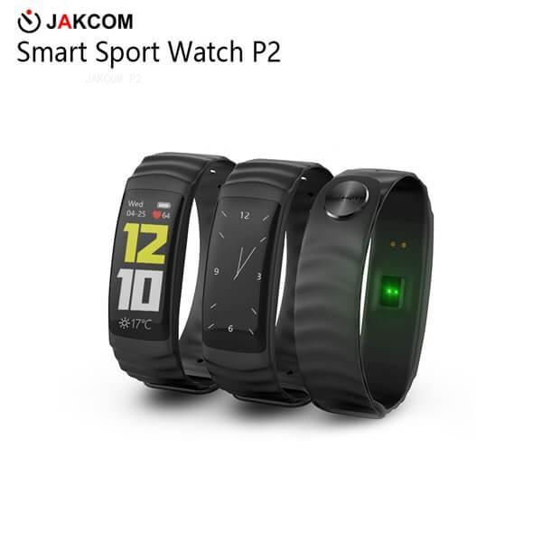 JAKCOM P2 Smart Watch Hot Sale in Smart Wristbands like pa system tv game station wrist watches men