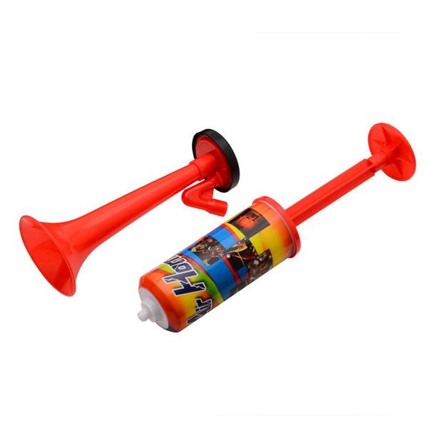1 pc New Handheld petite pompe à air klaxon pompe à bruit fort pompes de sécurité pour les fêtes d'anniversaire événements sportifs