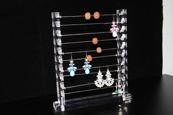 top popular Fashion Revolving European charm bead display holder 1pcs 2021