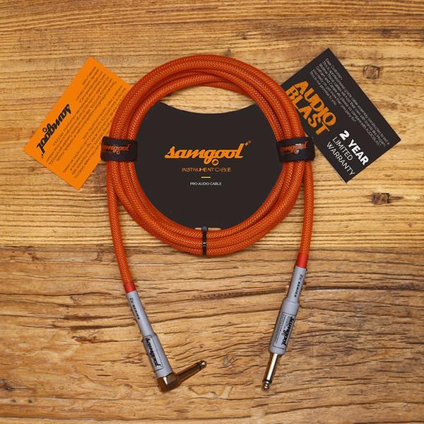 Samgool + guitare câble série réduction instrument de musique haut de gamme muet bruit AC ligne électrique boîte chaîne de performance d'enregistrement xylophone