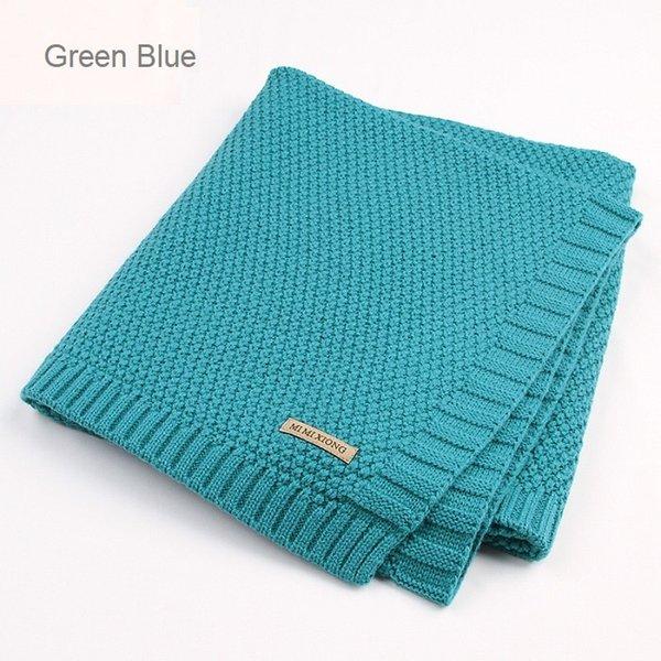 Зеленый Синий