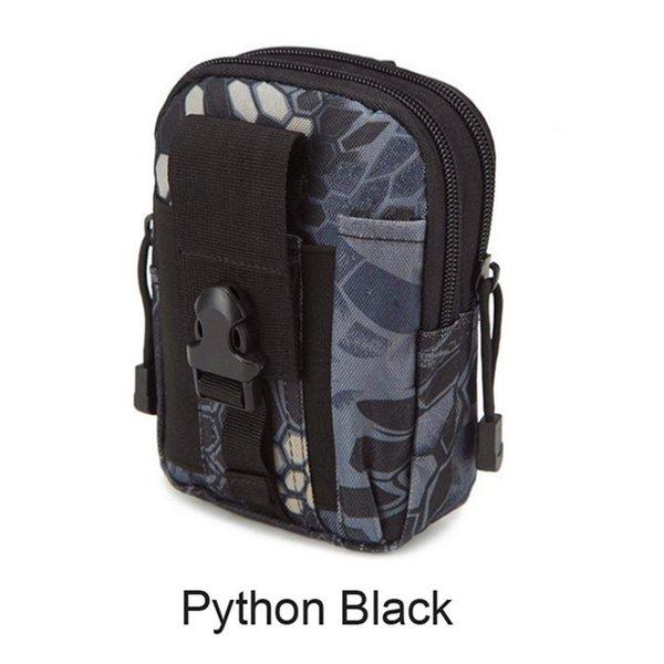 Python Negro