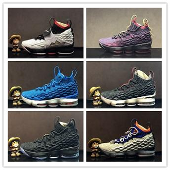 2018 New Arrival XV 15 EQUALITY Blue Black Basketball Shoes Men Top quality What The High 15s EP Sports Training Sneakers Size 40-46