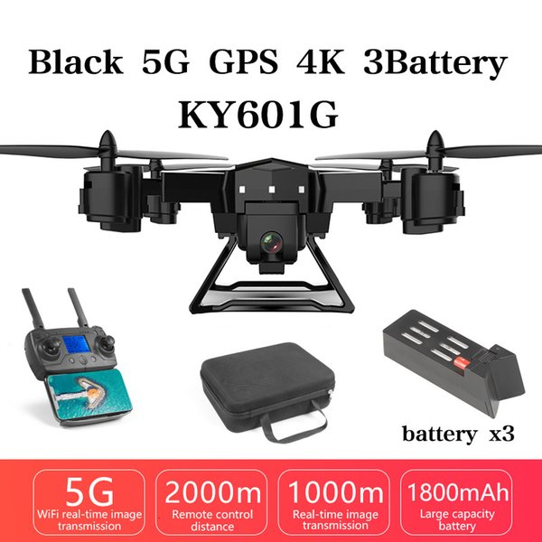 Siyah 5G GPS 4K 3B