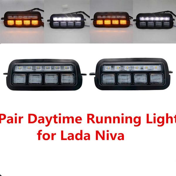 DRL for Lada Niva