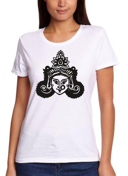 Kali HINDÚ diosa para mujer camiseta-Todas Las Tallas / RENKLER komik 100% Pamuk t gömlek Tees Özel Jersey t gömlek
