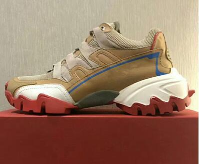 Mais novo Flashtrek Sapatos Casuais Sapatilha Dos Homens de Luxo Designer de Sapatos Casuais Designer De Luxo Das Mulheres Sapatos Sapatilhas big Size35-46 92