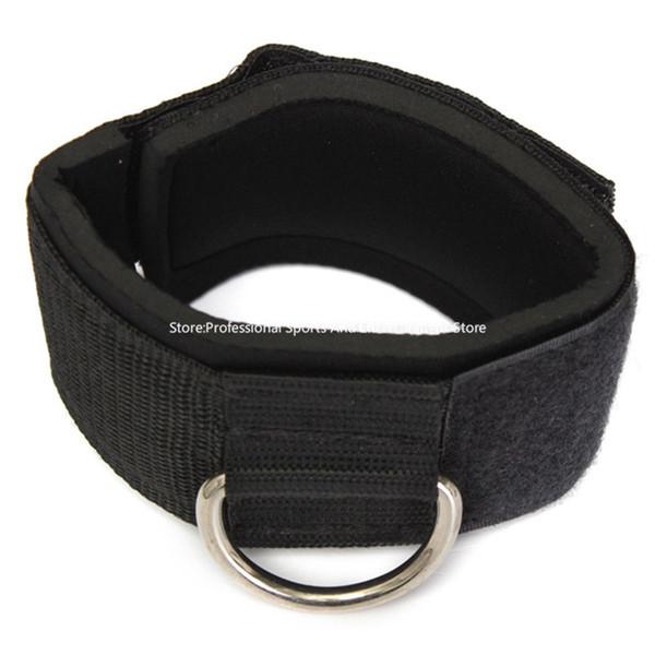 Multi D-ring Cinturino Cinturino Cinturino Cintura Attacco per cavo Coscia Leg Pulley Strap Sollevamento Attrezzature per allenamento fitness
