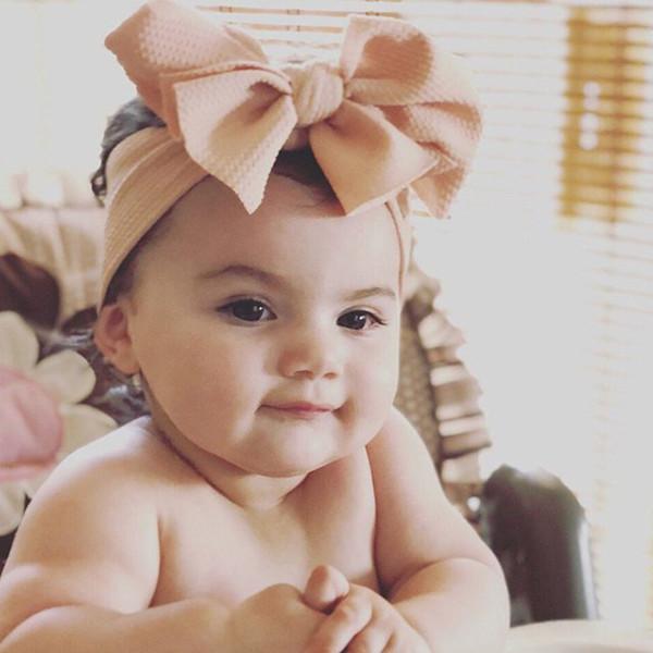 Haarschmuck 8 Pcs Toddlers Hair Accessories Handmade Diamond Flower Headbands for Baby Girls