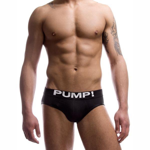 2019 Mode Sous-Vêtements Mâle Coton Culottes Cueca Gay G-String Jockstrap Convexe Pantalon Sexy Hommes Sous-Vêtements Dropshipping