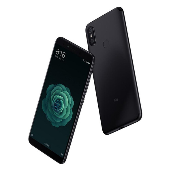 "Multi-language Xiaomi Mi 6X 6 X 4/6GB RAM 64/128GB ROM Mobile Phone Snapdragon 660 Octa Core 5.99"" 18:9 Full Screen 20MP+12MP Camera"
