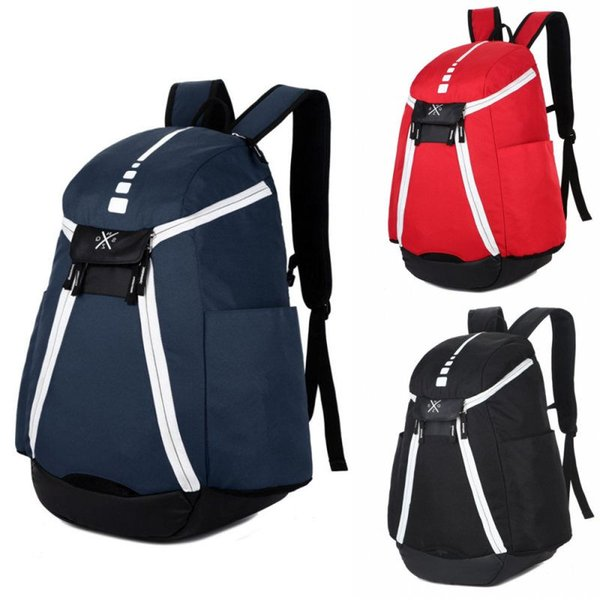 New USA National Team The Olympic Basketball Backpack Large Capacity Outdoor Bags Blue Red Mens Womens School Bag