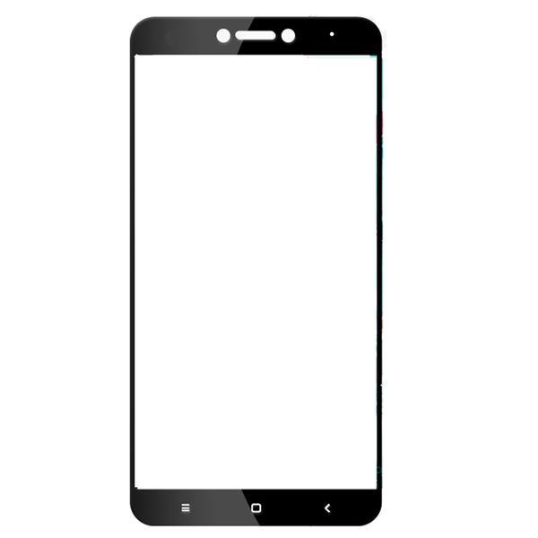 2.5D Tam Ekran Koruyucu Film Emperyal Cam Xiaomi Redmi için Not 4