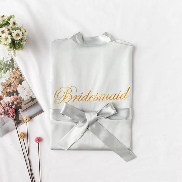 Bridemaid Silver
