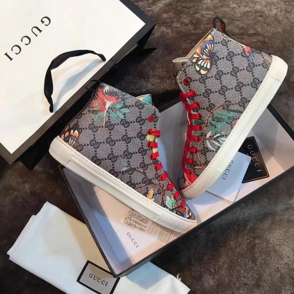Großhandel G Männer Frauen Rote Untere Turnschuhe Müßiggänger Luxus G Männer Frauen Low Cut Lässige Flache Schuhe Outdoor Unisex Zapatos Driving Schuhe 36-46