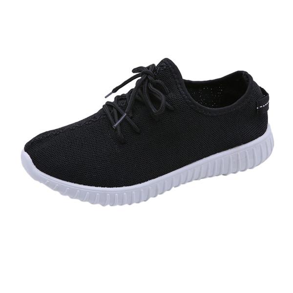 Sunmmer Running Shoe for Women Outdoor Student Sneakers Ladies Summer Footwear Breathable Mesh Sport Shoes JU8