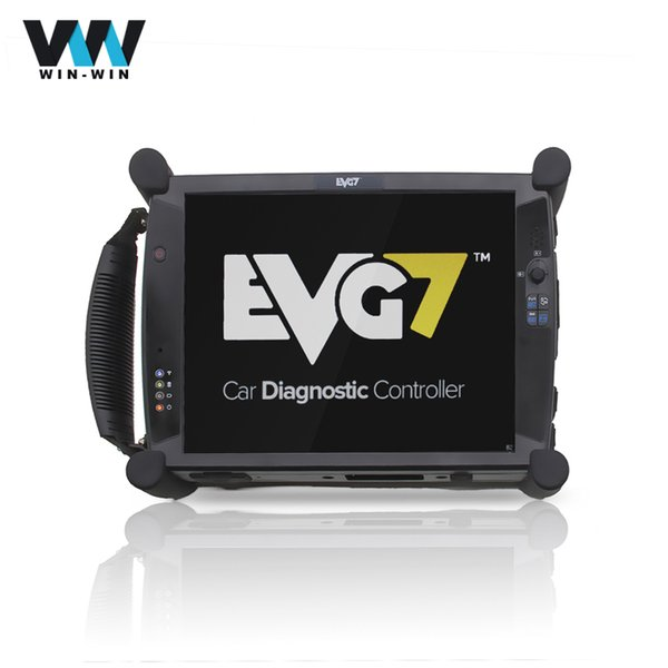 2018 EVG7 DL46 HDD500GB DDR 2/4/8GB Diagnostic Controller Tablet PC EVG7 Full-compatible for MB SD C4 for BMW ICOM