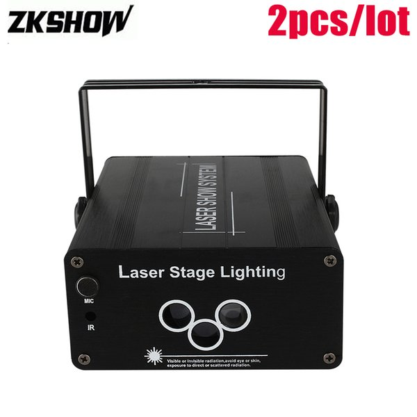 80% Discount China RGB LED Laser Dynamic Light Projector Pro Sound Auto Stage Lighting Effect for DJ Disco Party Wedding Event Hire Rent