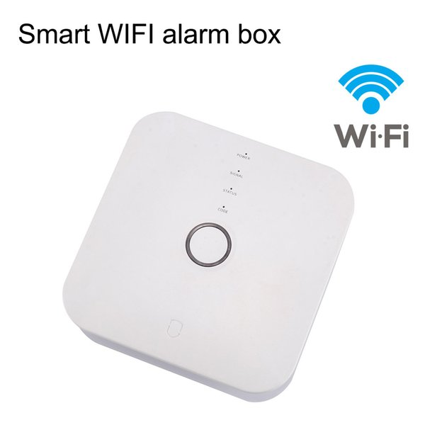 Wi-Fi GSM SMS Call House Security Alarm System WIFI Push Message Alarm Smartphone APP Control GDeals