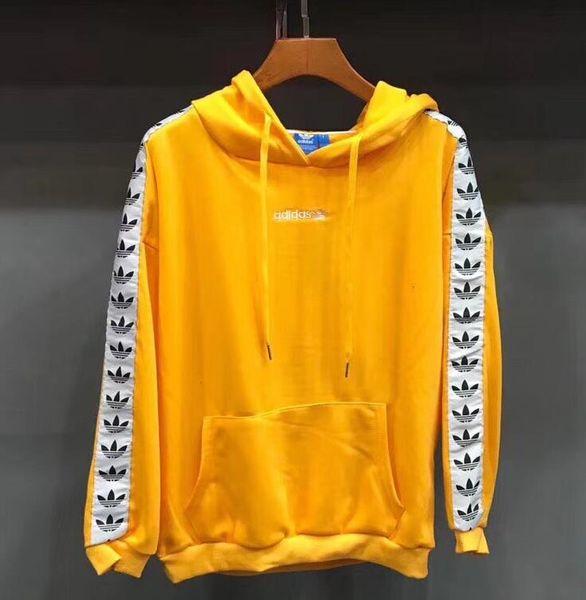 2020 Same Style High Street Clothing Hoodies Men Pullover Skate Sweatshirts Fashion Hoodie Loose Coat Outdoor Jacket Women Sportswear From Yaoyao369,