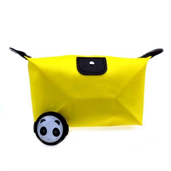 NOVA 10 Cores de Alta Qualidade Lady MakeUp Bolsa Cosmetic Make Up Bag Embreagem Pendurado Produtos de Higiene Pessoal Kit de Viagem Organizador de Jóias Bolsa Ocasional