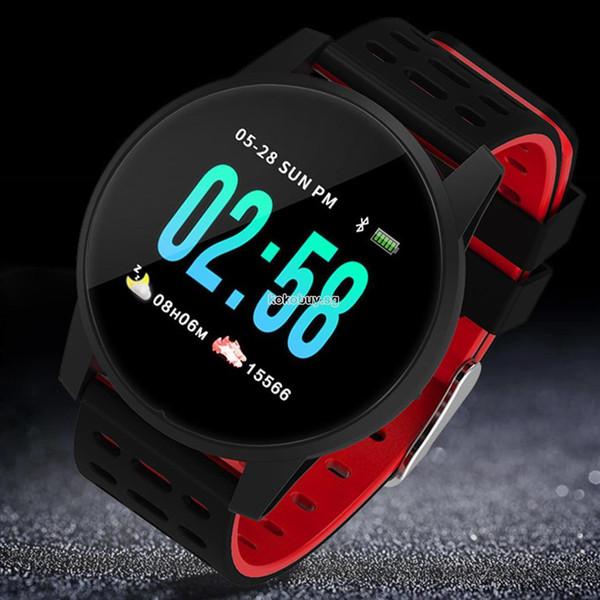 Smartwatch multifuncional impermeável portátil unisex dos esportes do mini portátil