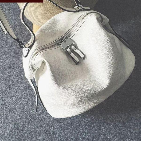 Vento Marea Сумки для женщин 2018 Черный дизайнер Pu Кожа Hobo Креста тела Розовый кошелек Мягкие твердые сумки плеча корейского стиля J190718