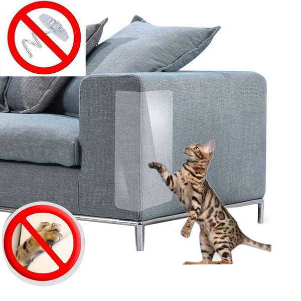 Awe Inspiring Furniture Protector For Cat Scratching Protection Clawing Repellent Couch Guard For Sofa Table Set Slipcover Pads Linen Chair Covers For Sale Dining Gmtry Best Dining Table And Chair Ideas Images Gmtryco