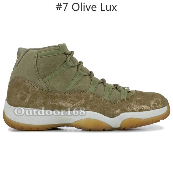 #7 Olive Lux